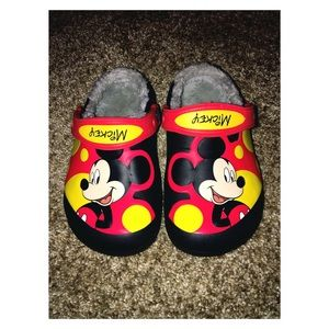 Mickey Mouse  kids shoes